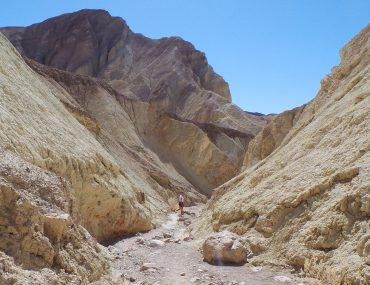 golden canyon trail
