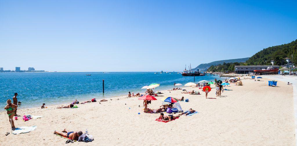 Lissabon strand