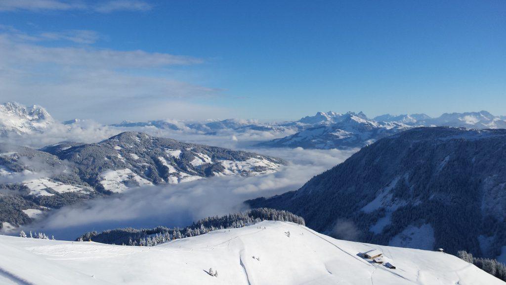 Skigebied Skiwelt