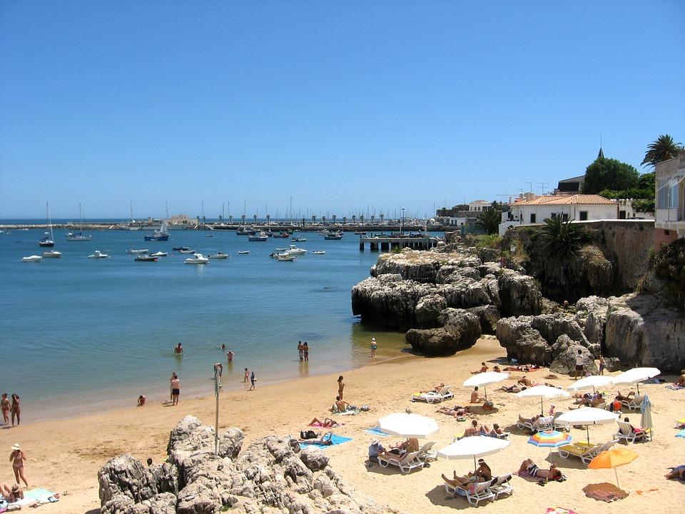 strand Lissabon