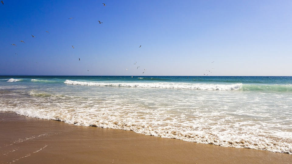 lissabon beach