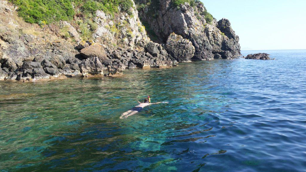 snorkelen elba
