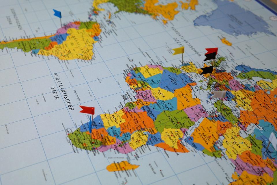 Around the world ticket Het wereldticket voor jouw wereldreis