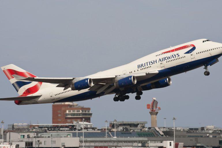vliegvelden Londen