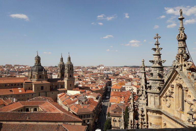 Salamanca kathedraal