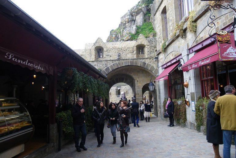 Bezienswaardigheden Mont Saint Michel