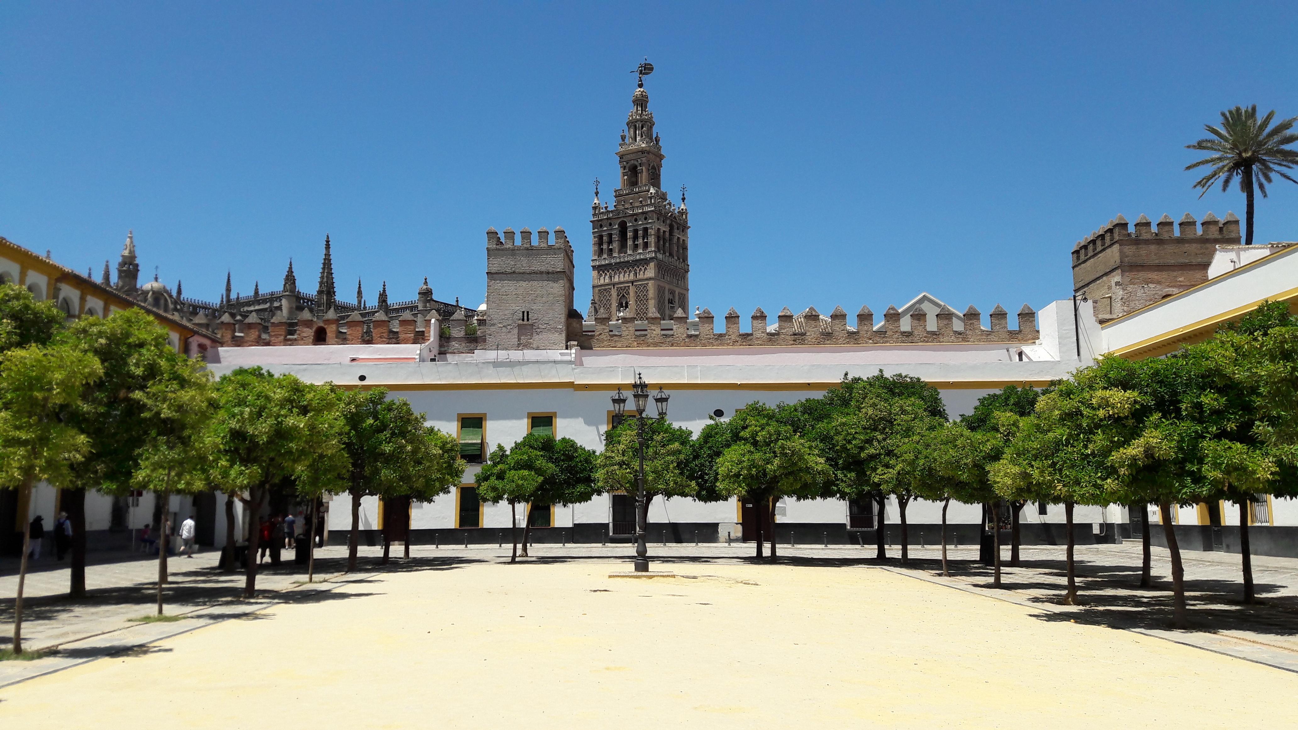 Sevilla tips Spanje