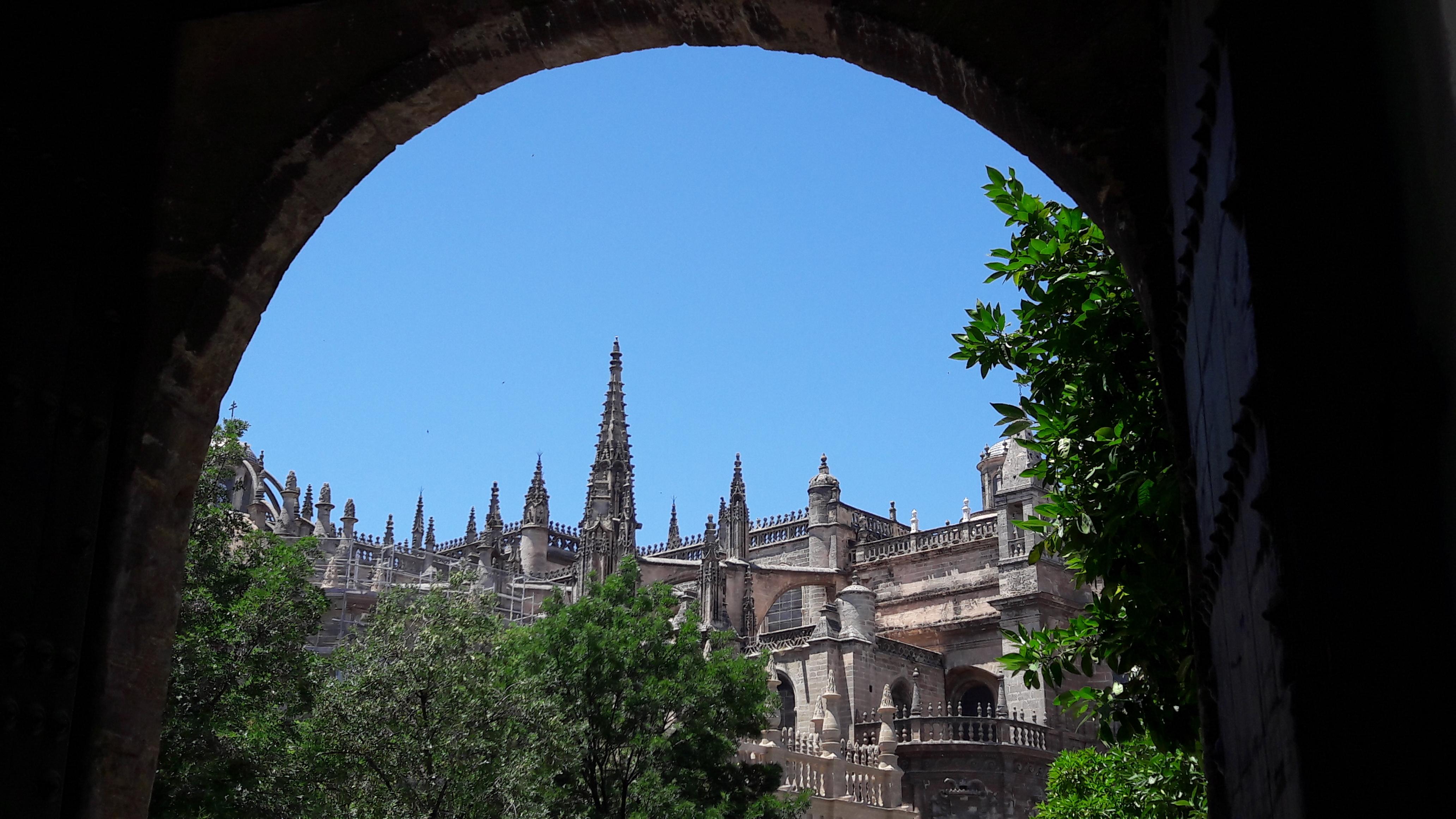 bezienswaardigheden Spanje Sevilla