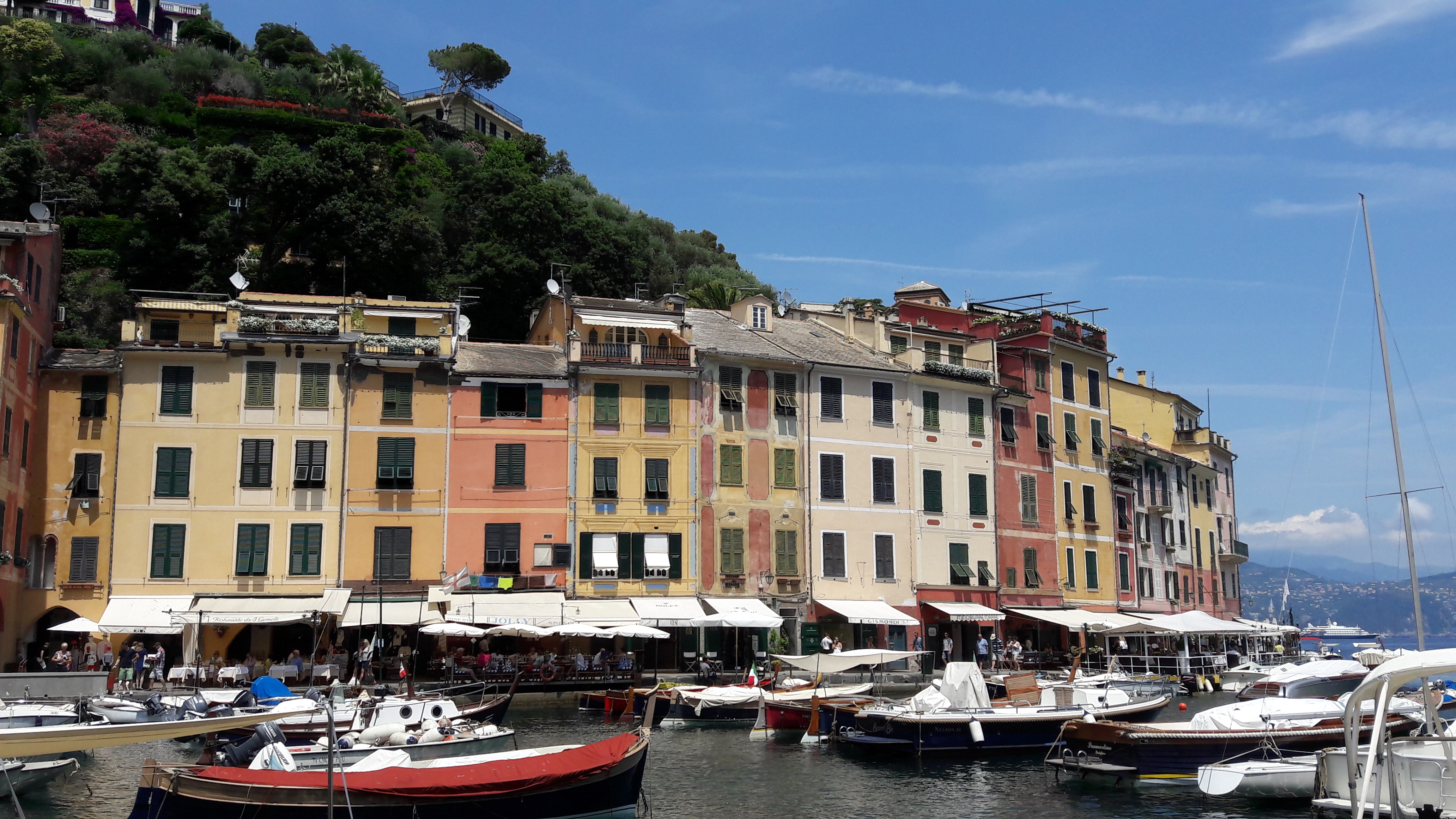 Portofino bezienswaardigheden
