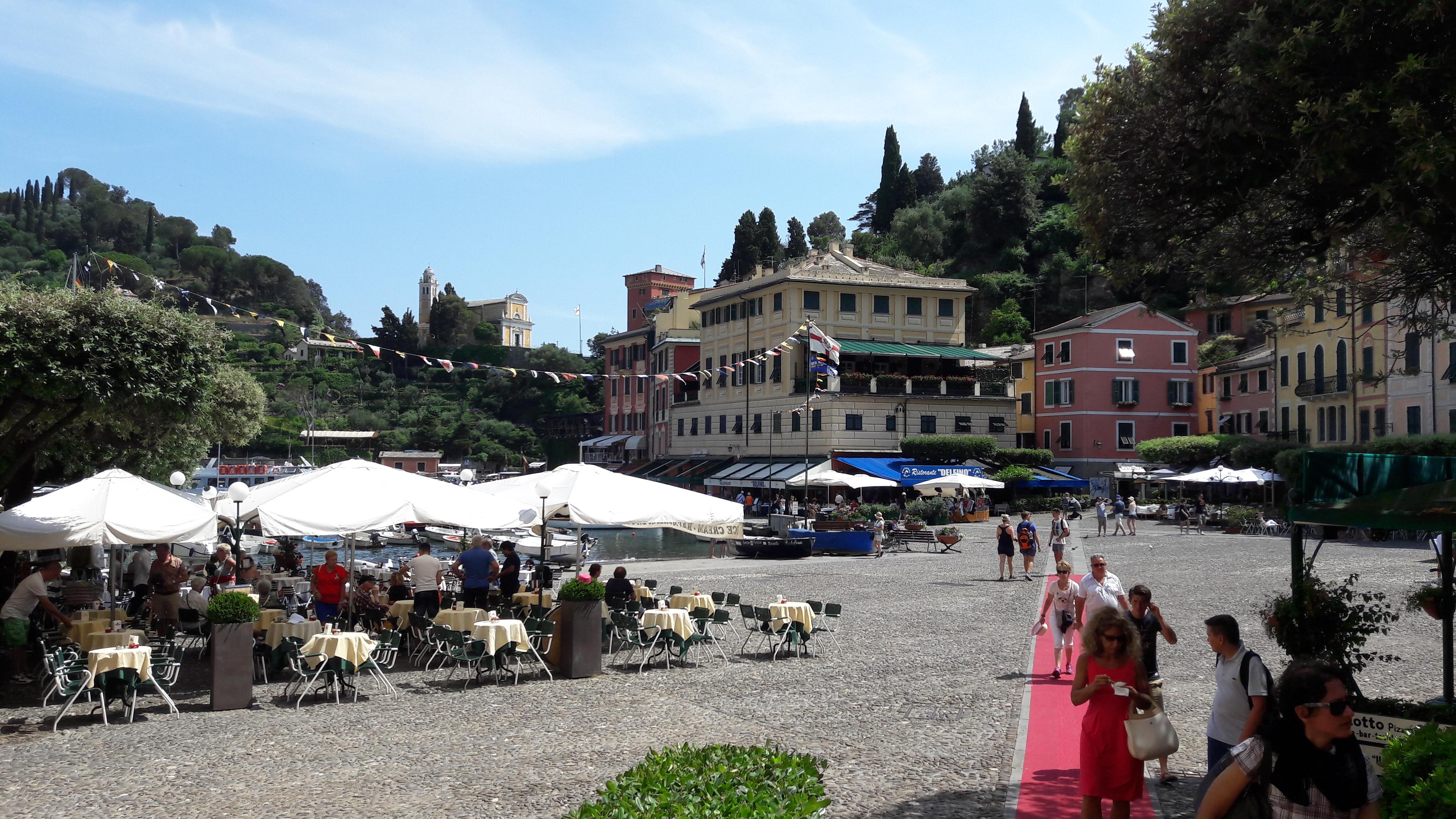 bezienswaardigheden Portofino