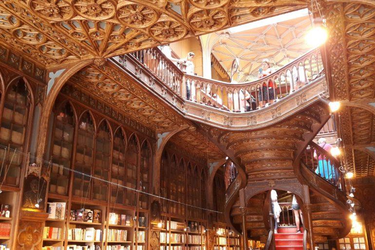 Porto boekenwinkel