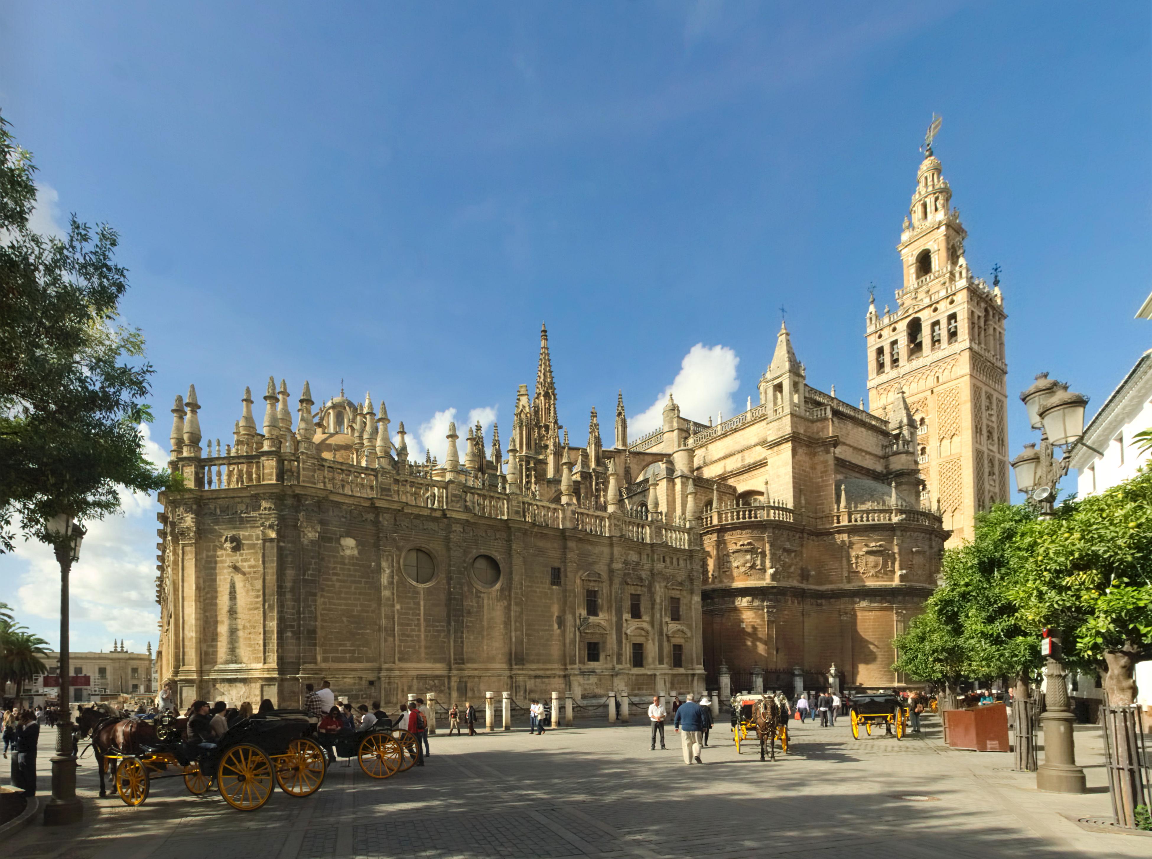 Sevilla in Spanje
