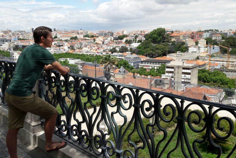 Uitzichtpunt Lissabon tips