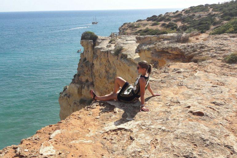Uitzicht Algarve