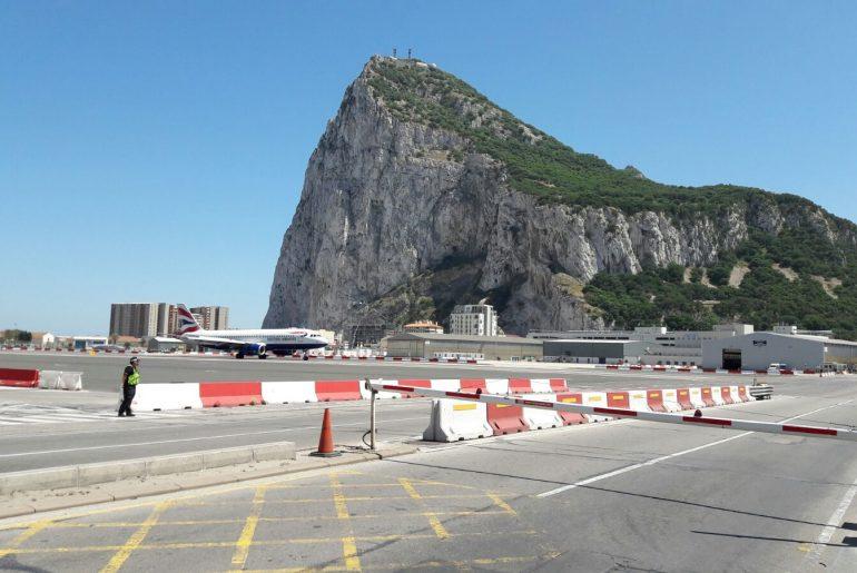 Gibraltar landingsbaan