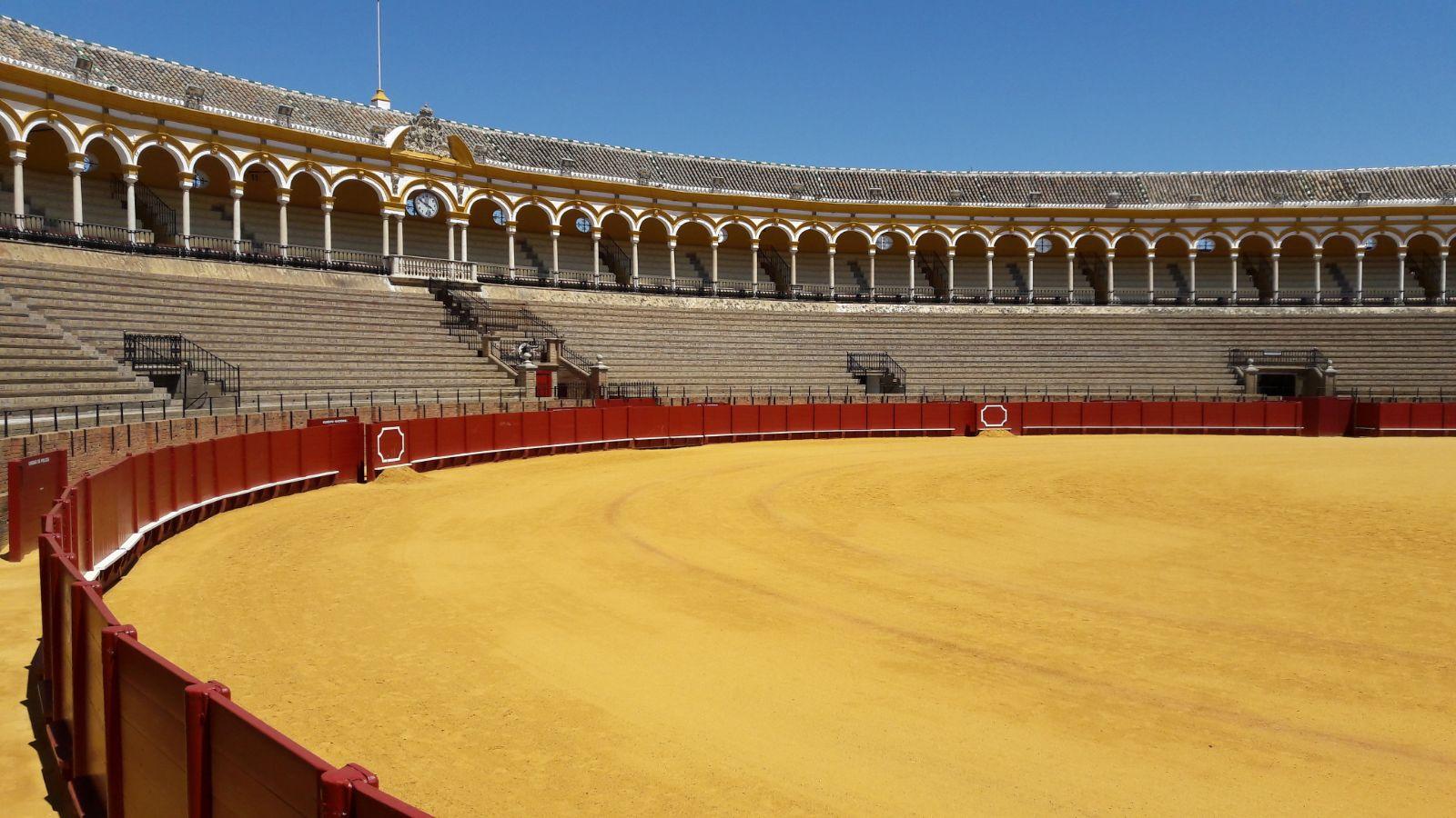 Sevilla stierenarena