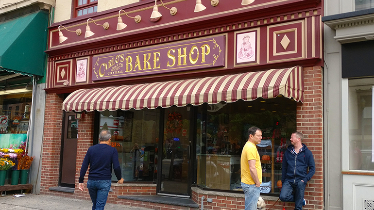 Carlo's Bake Shop uit de tv-serie Cake Boss