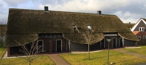 hof van saksen huisjes